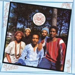 S.O.L.A.R. Faith For My Mind Superfly Records LP, Reissue Vinyl