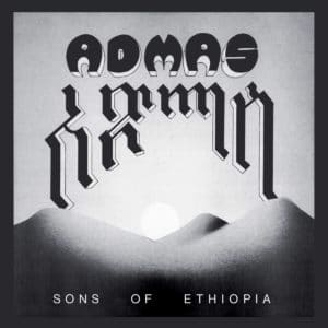 Admas Sons Of Ethiopia Frederiksberg Records LP, Reissue Vinyl
