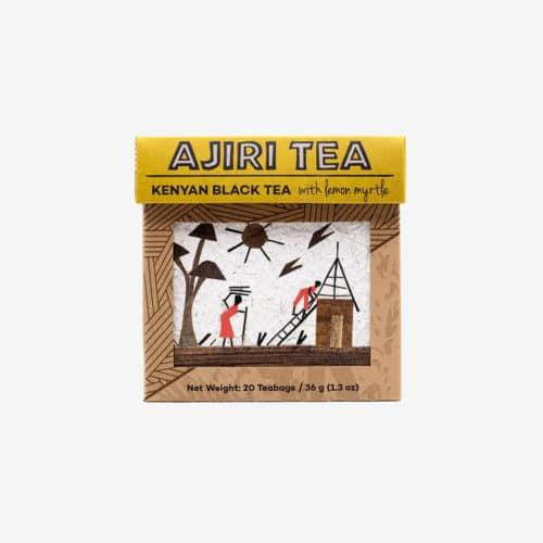 Ajiri Tea Lemon Kenyan Black Teabags