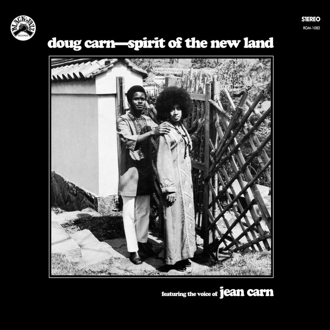 Doug Carn Spirit Of The New Land Real Gone Music LP, Reissue Vinyl