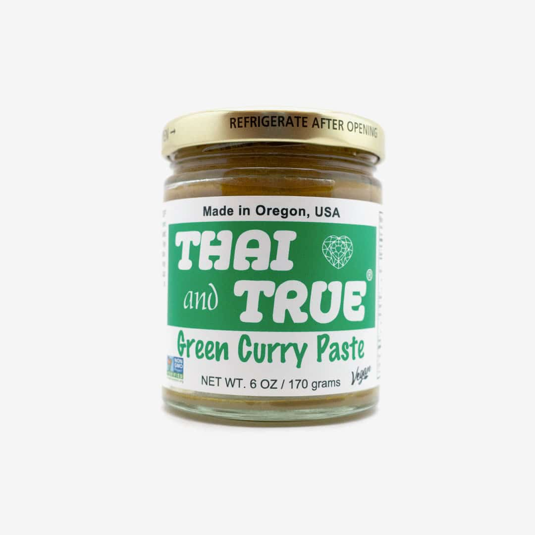 Thai and True Green Curry Paste