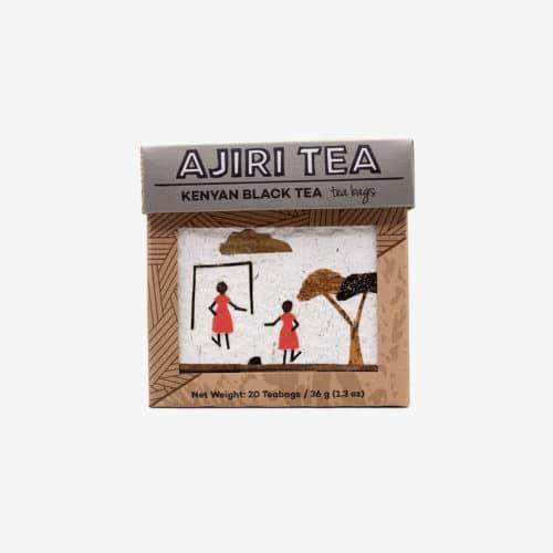 Ajiri Tea Kenyan Black Teabags