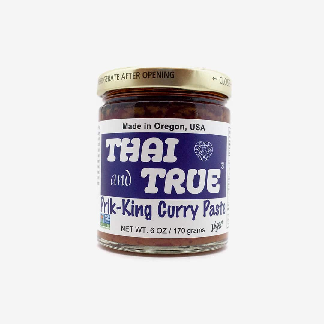 Thai and True Prik-King Curry Paste