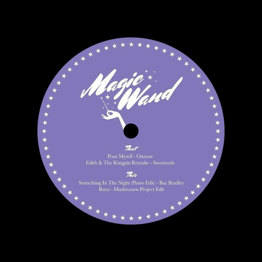 "Various Magic Wand, Vol. 15 Magic Wand 12"" Vinyl"