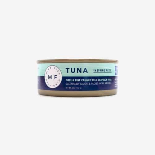 Mind Fish Co. Tuna In Spring Water
