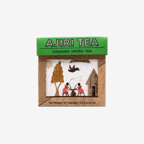 Ajiri Tea Organic Green Teabags