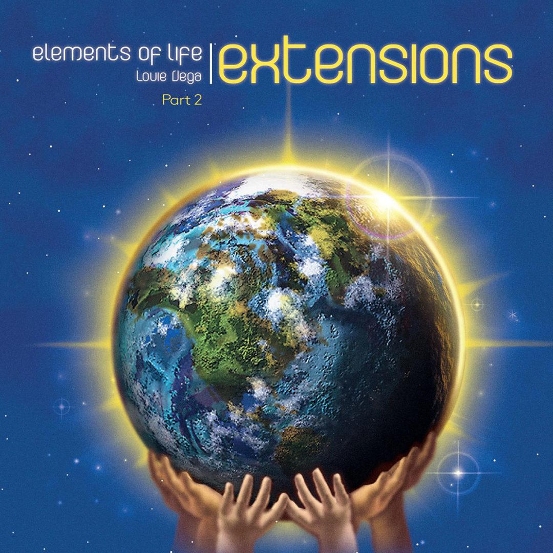 Louie Vega Elements Of Life: Extensions, Pt. 2 Vega Records 2x12, Reissue Vinyl