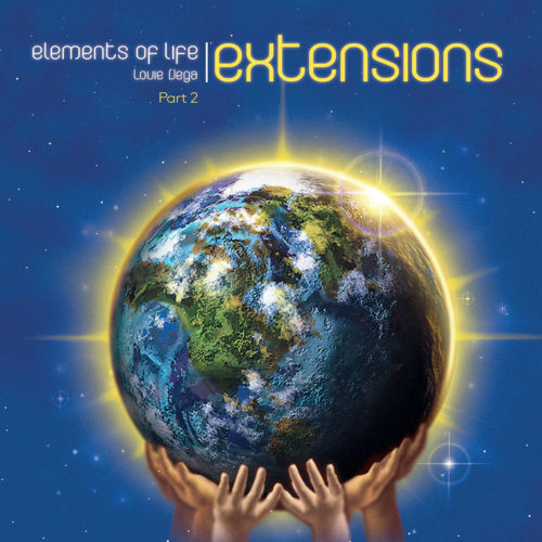 Louie Vega Elements Of Life: Extensions, Pt. 2 Vega Records 2x12, Reissue Vinyl