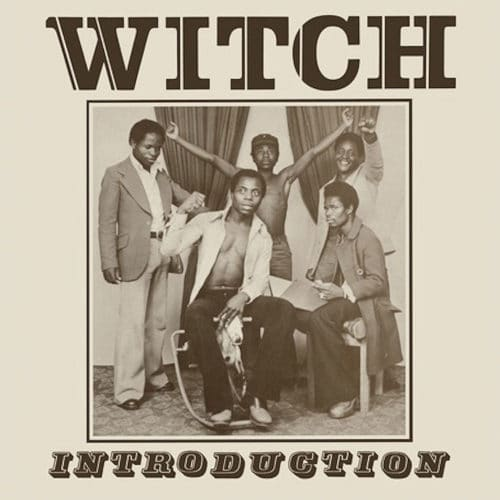 Witch Introduction Now-Again LP, Reissue Vinyl