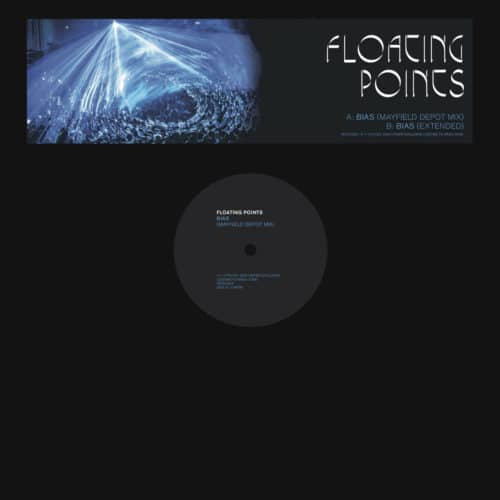 "Floating Points Bias Ninja Tune 12"" Vinyl"