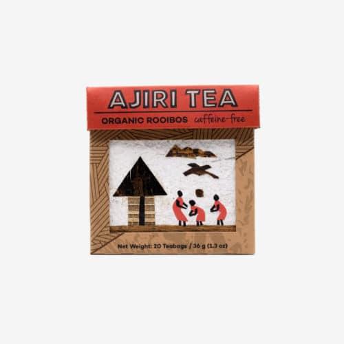 Ajiri Tea Organic Rooibos Teabags