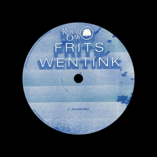 "Frits Wentink Double Man EP Clone, Royal Oak 12"" Vinyl"