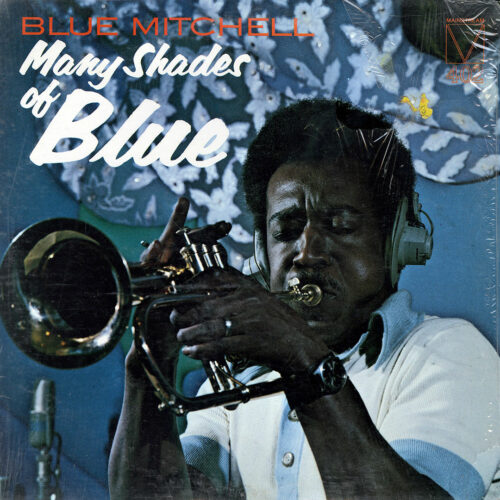 Blue Mitchell Many Shades Of Blue Mainstream Records LP Vinyl