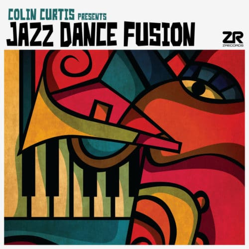 Various Colin Curtis: Jazz Dance Fusion Z Records 2xLP, Compilation Vinyl