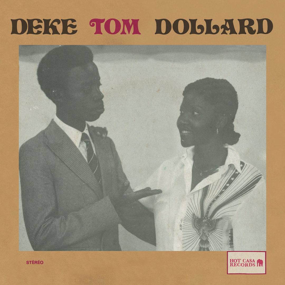Deke Tom Dollard Na You Hot Casa Records LP, Reissue Vinyl