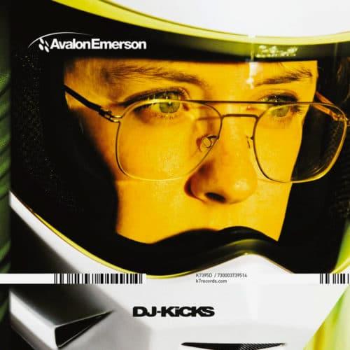 Avalon Emerson, Various DJ-Kicks !K7 Records 2xLP, Compilation Vinyl