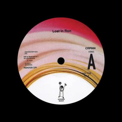 "DJ Monchan, Shawn Dub Lost In Ron / Jupidance Cedar Room Party Music 7"" Vinyl"