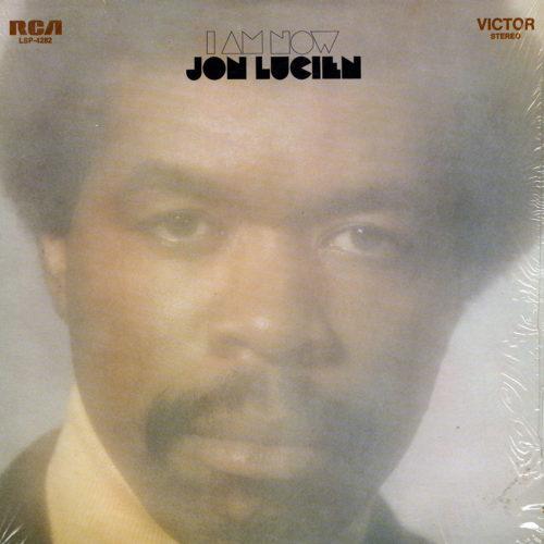 Jon Lucien I Am Now RCA Victor LP Vinyl
