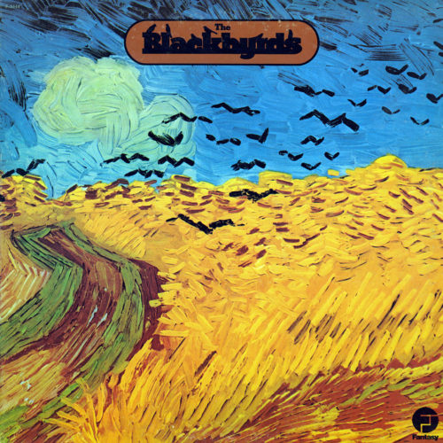 The Blackbyrds The Blackbyrds Fantasy LP Vinyl