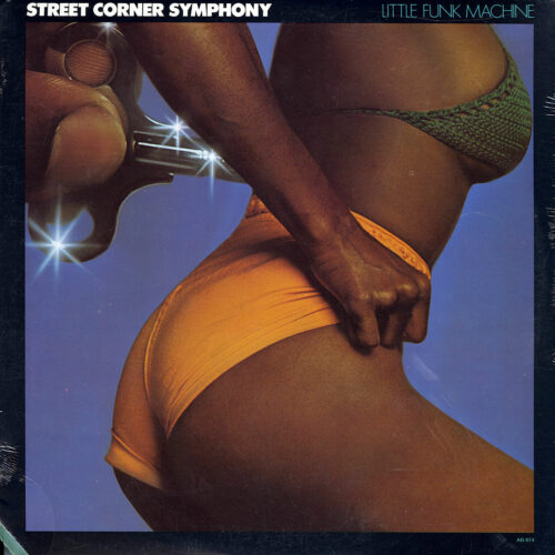 Street Corner Symphony Little Funk Machine ABC Records LP Vinyl