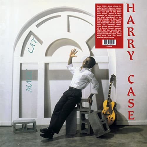 Harry Case Magic Cat Cool Cult Records LP, Reissue Vinyl