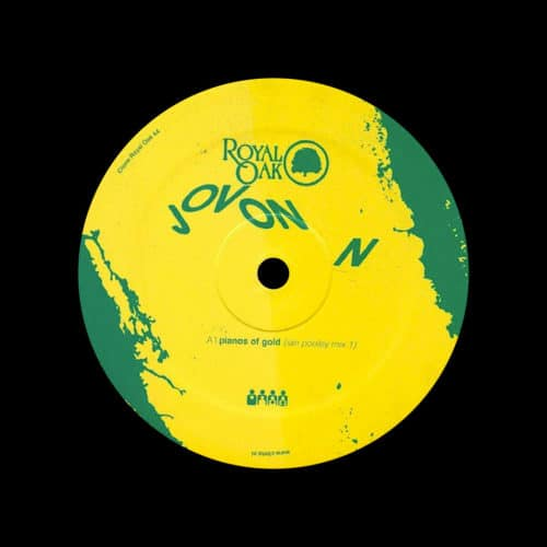 "Jovonn Goldtone Edits Clone, Royal Oak 12"" Vinyl"