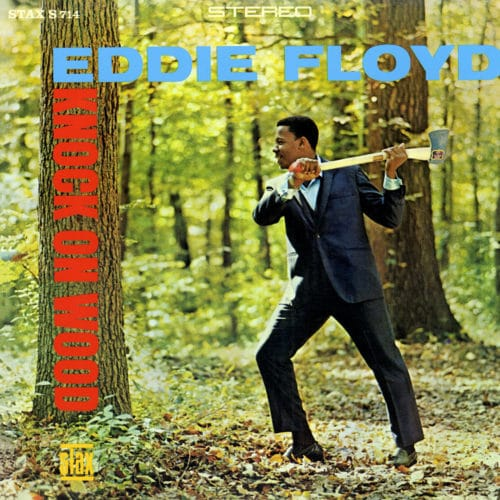 Eddie Floyd Knock On Wood Stax LP, Reissue Vinyl