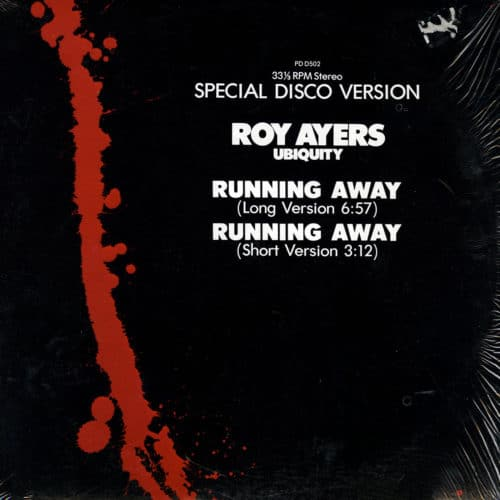 "Roy Ayers Running Away Polydor 12"" Vinyl"