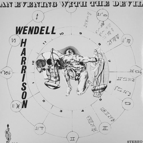 Wendell Harrison An Evening With The Devil Tribe LP, Reissue Vinyl