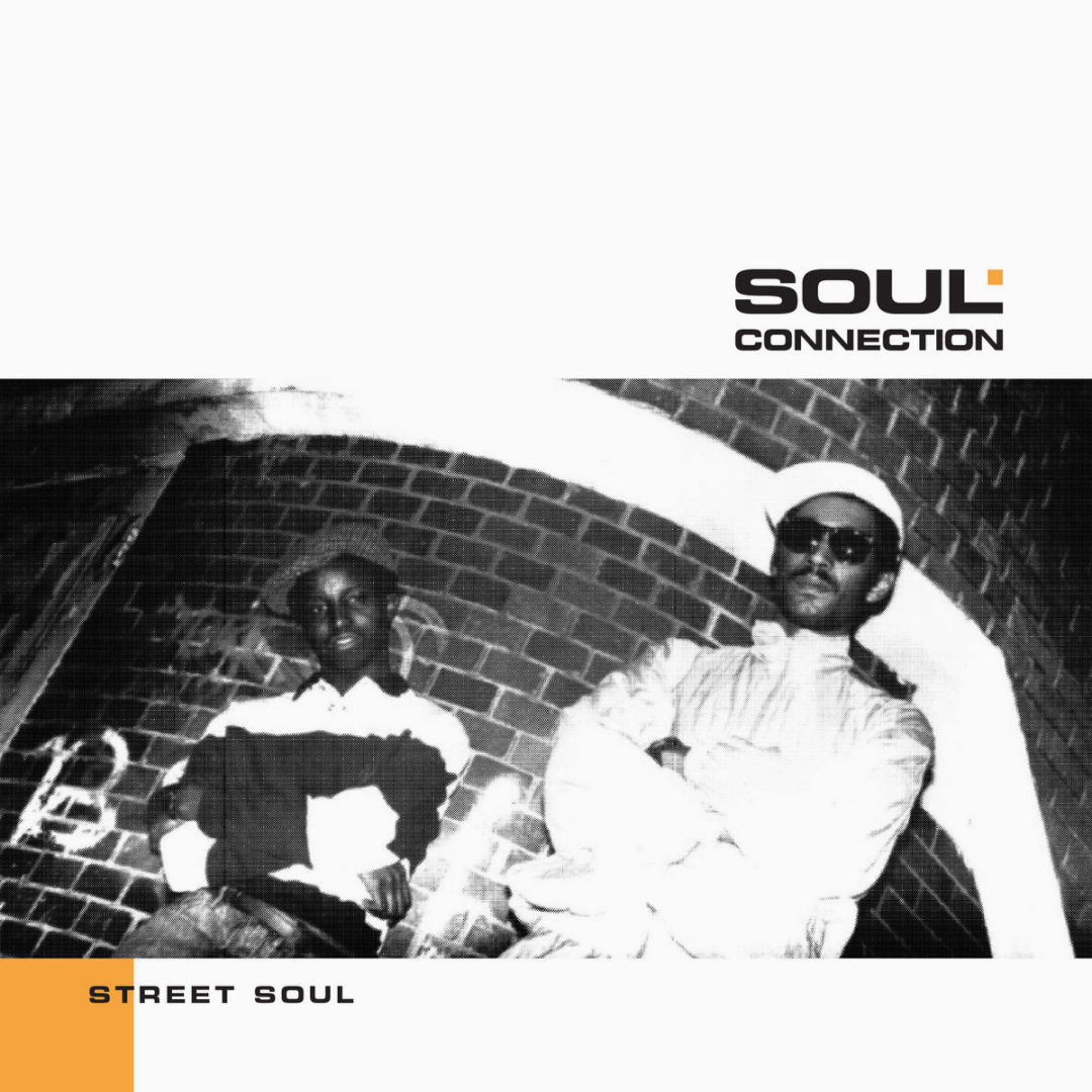 Soul Connection Street Soul Invisible City Editions Compilation, LP, Reissue Vinyl