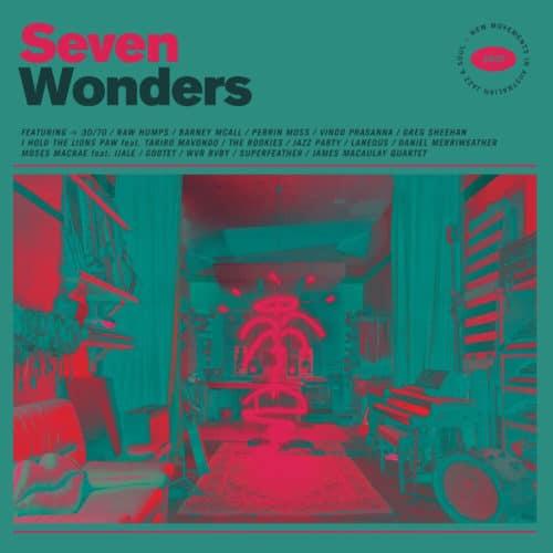 Various Seven Wonders: New Movements In Australian Jazz & Soul Plug Seven, Wondercore Island Compilation, LP Vinyl