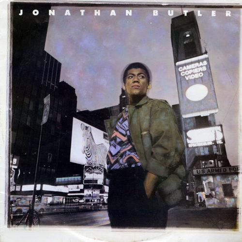 Jonathan Butler Jonathan Butler Jive Afrika LP Vinyl