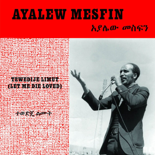 Ayalew Mesfin Tewedije Limut Now-Again Compilation, LP Vinyl