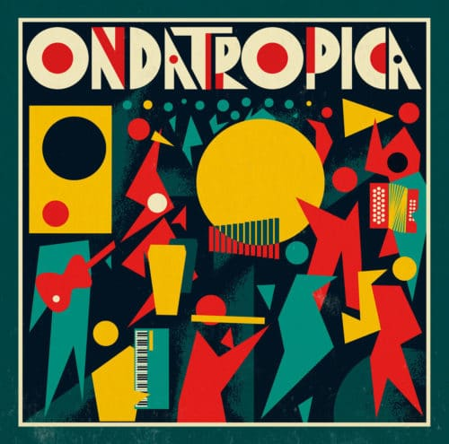 Ondatrópica Ondatrópica Soundway 3xLP, Reissue, Repress Vinyl