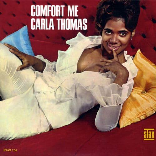 Carla Thomas Comfort Me Stax LP, Reissue Vinyl