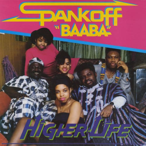 Spankoff Baaba Higher Life Asona Loves LP Vinyl