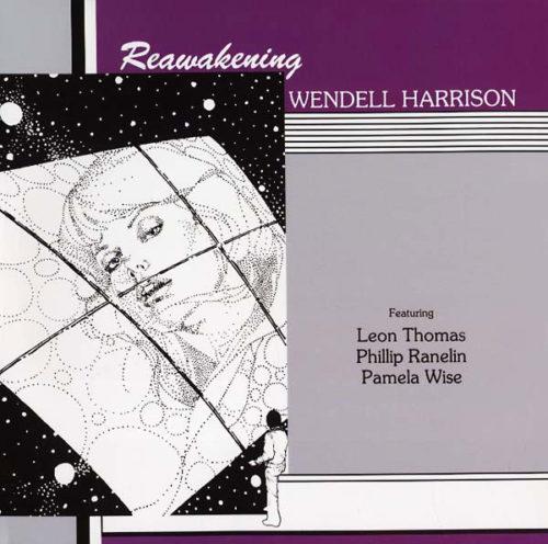 Wendell Harrison Reawakening Tribe LP, Reissue Vinyl