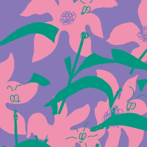 """Sau Poler Blooms Mule Musiq 12"""" Vinyl"""