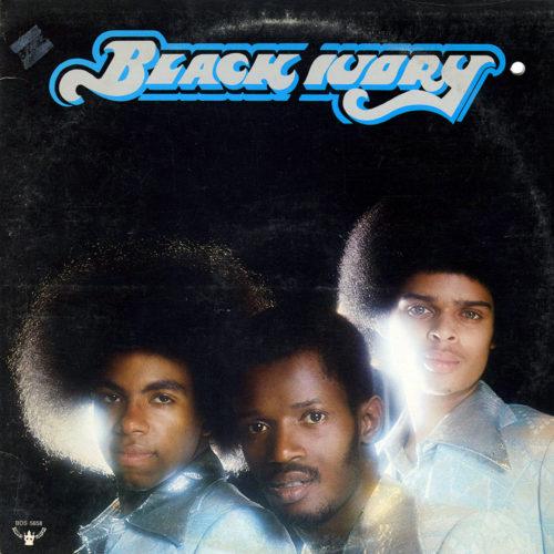 Black Ivory Black Ivory Buddah Records LP Vinyl