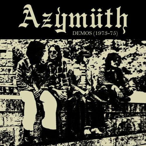 """Azymuth Demos 1973-75 Far Out 7"""", Reissue Vinyl"""