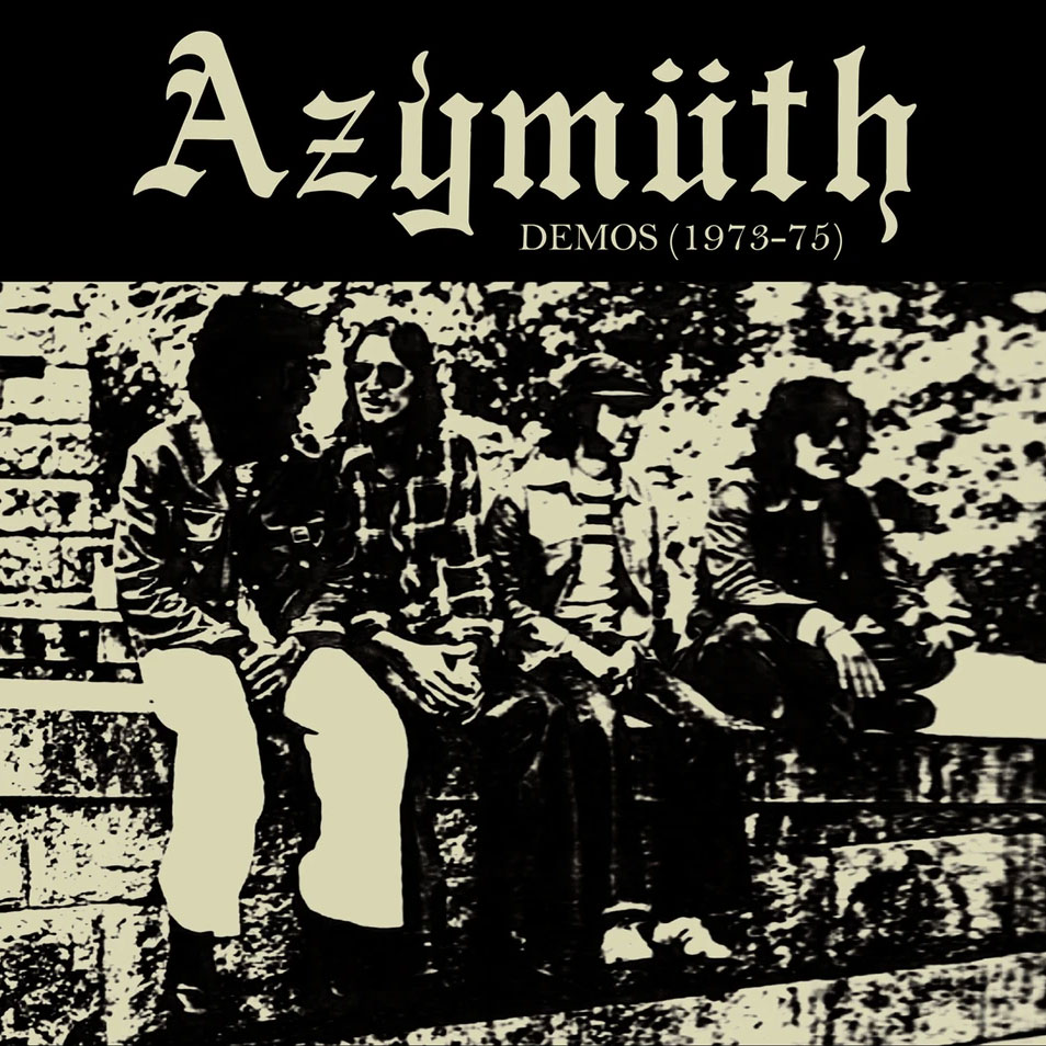 "Azymuth Demos 1973-75 Far Out 7"", Reissue Vinyl"