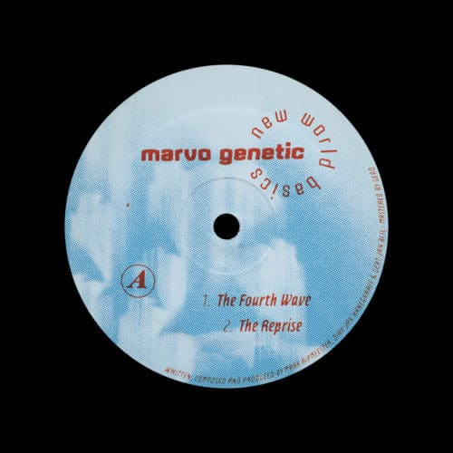 "Marvo Genetic New World Basics Deviate 12"", Reissue Vinyl"
