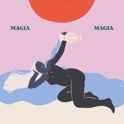 Gus Levy Magia Magia Disk Union LP Vinyl