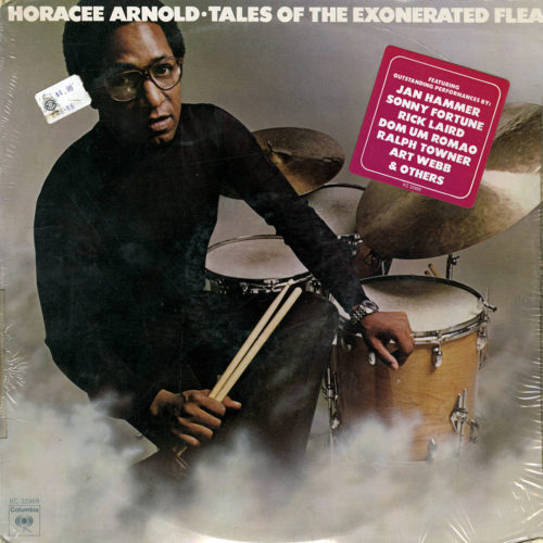 Horacee Arnold Tales Of The Exonerated Flea Columbia LP Vinyl