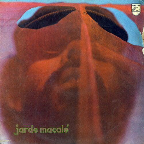 Jards Macalé Jards Macalé Philips LP Vinyl