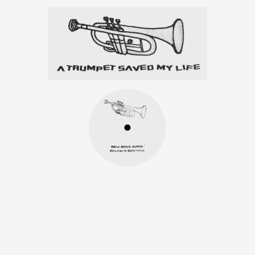 "Saved My Life A Trumpet Saved My Life Piano Music 12"" Vinyl"