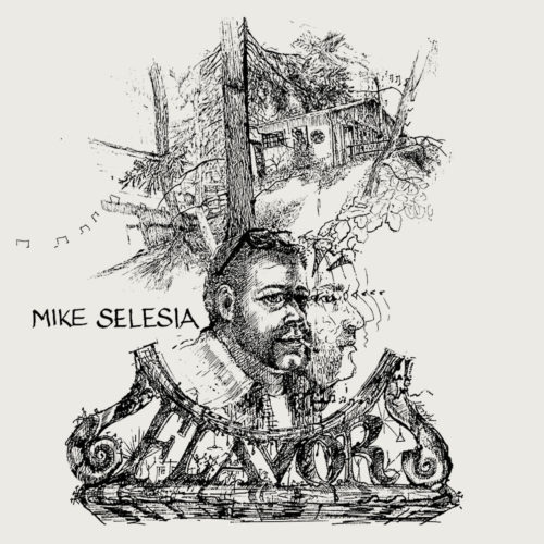 Mike Selesia Flavor Mad About Records LP, Reissue Vinyl
