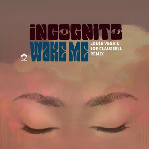 "Incognito Wake Me (Louie Vega & Joe Claussell remix) Vega Records 12"" Vinyl"