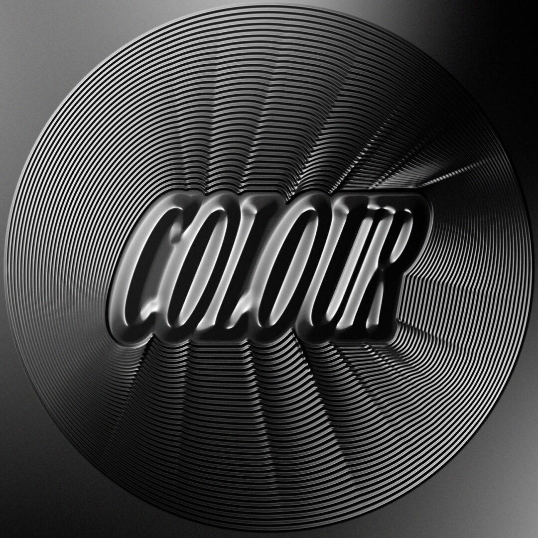"""Various VA001 Colour Club Records 12"""" Vinyl"""