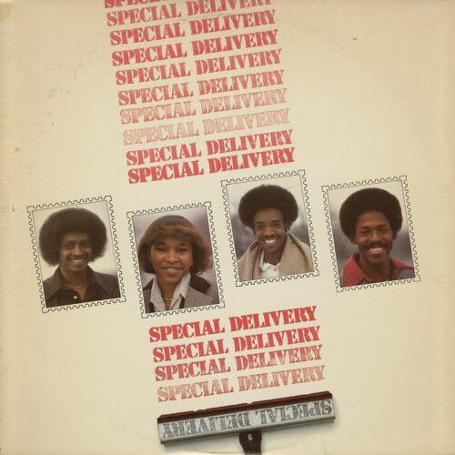 Special Delivery Special Delivery Shield LP Vinyl